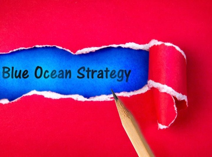 What is the Blue Ocean Strategy and How does it work, How to boost Blue Ocean Strategy for creative businesses